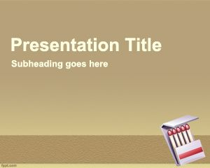 Ignite PowerPoint Template