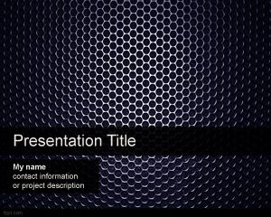 Speaker PowerPoint Template