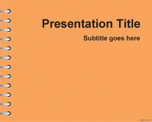 School planning powerpoint template powerpoint templates free download orange school homework powerpoint template toneelgroepblik Choice Image