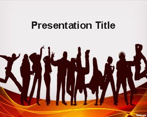 Zabawy PowerPoint Template