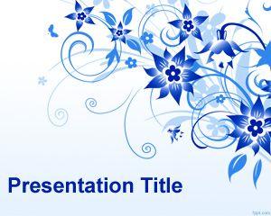 Flower PowerPoint Presentation Template