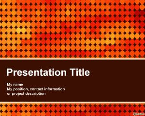 Nightclub PowerPoint Template