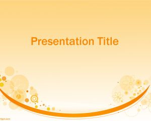 Cutting edge PowerPoint Template