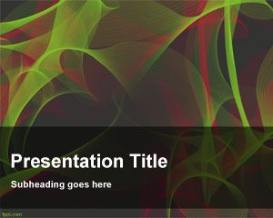 Entropy PowerPoint Template