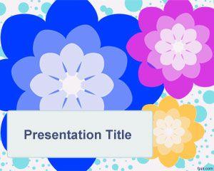 Hippie PowerPoint Template