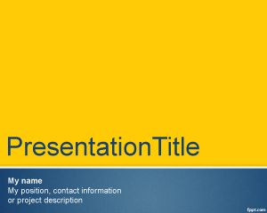 Formal Theme For Powerpoint Powerpoint Templates Free Download