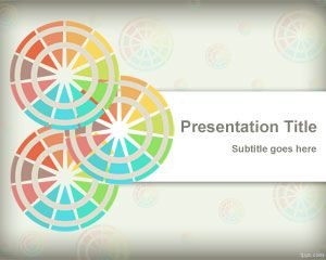 Color Schemes PowerPoint Template