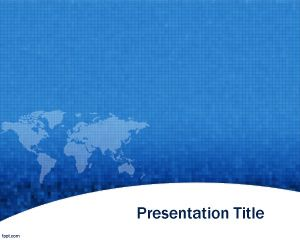 Template Exchange Information PowerPoint