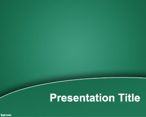 Performance PowerPoint Template