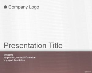 Cute Powerpoint Template Powerpoint Templates Free Download
