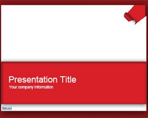 Paper Border PowerPoint Template