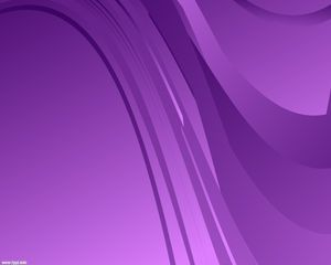 Abaixo Template Lines Violet PowerPoint