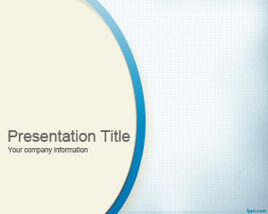 Resume PowerPoint Template