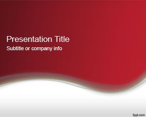 abstract red powerpoint template 2013 powerpoint templates free download