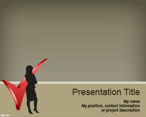 Job Career PowerPoint Template
