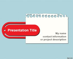 Get Things Done PowerPoint Template