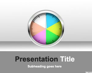 Time Shift Template for PowerPoint