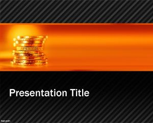 Gold Mine PowerPoint Template