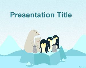 Polar PowerPoint Template