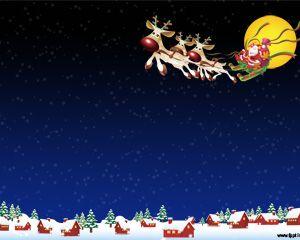 Plantilla De Los Copos De Nieve De Navidad Ppt Powerpoint Powerpoint