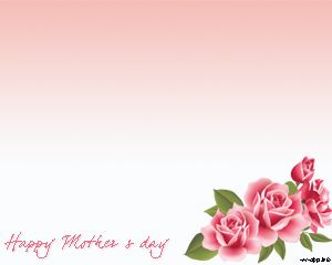Mother's Day PowerPoint Background