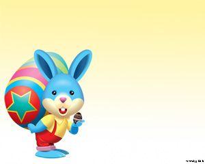 Easter Rabbit PPT