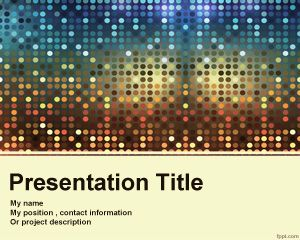 Fancy PowerPoint Template
