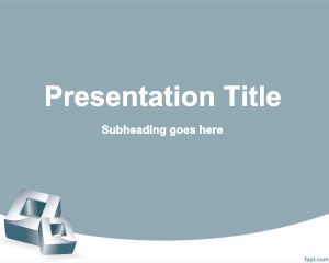 Format PowerPoint Blueprint