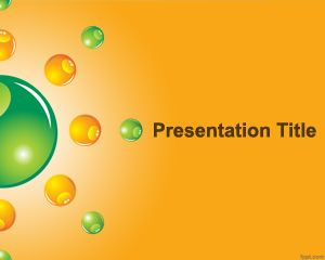 Interaction PowerPoint Template