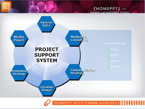 honeycomb powerpoint free download