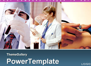 Angels - Medical PPT template