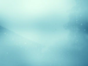 Blue hazy blur blur PPT background image