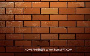Brick Wall Brick Slide Background Image