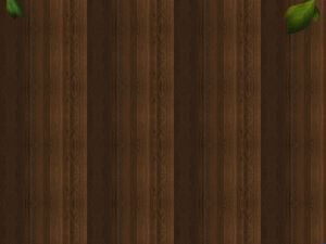 Brown wood flooring PPT background picture
