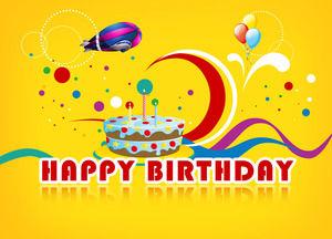 Cartoon style happy birthday ppt template download powerpoint cartoon style happy birthday ppt template download toneelgroepblik Image collections
