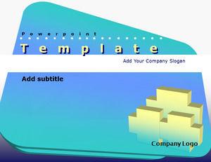 Company chart template