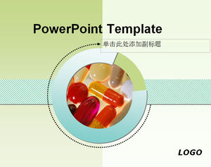 Drug Powerpoint Templates