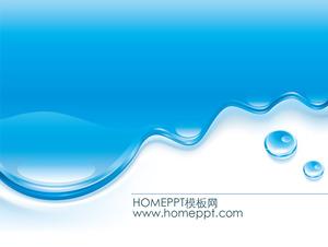 Fine water art artwork ppt template download powerpoint templates fine water art artwork ppt template download toneelgroepblik Images