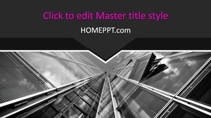 Free Architecture Introduction Powerpoint Templates