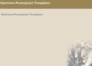 Garrisons Powerpoint Templates
