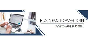 Geometry, simple flat, geometric simple flat business work report ppt template