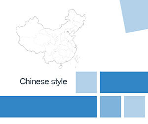 Chinese style ppt