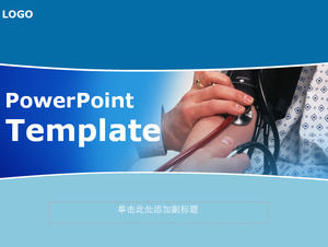 Make a diagnosis and give treatment Powerpoint Templates