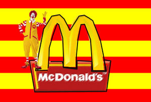mcdonald s business development history and logistics case analysis