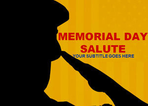 Memorial Day to pay tribute