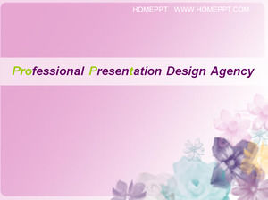 Pink flower art ppt template download powerpoint templates free download pink flower art ppt template download toneelgroepblik Choice Image