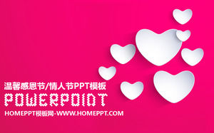 Pink heart shaped love background thanksgiving day ppt template pink heart shaped love background thanksgiving day ppt template toneelgroepblik Gallery