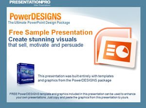 Software product promotion Powerpoint Templates