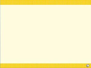 Three Cartoon Dot Slideshow Background Template Download