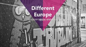 Travel Slideshow: Beautiful European PPT